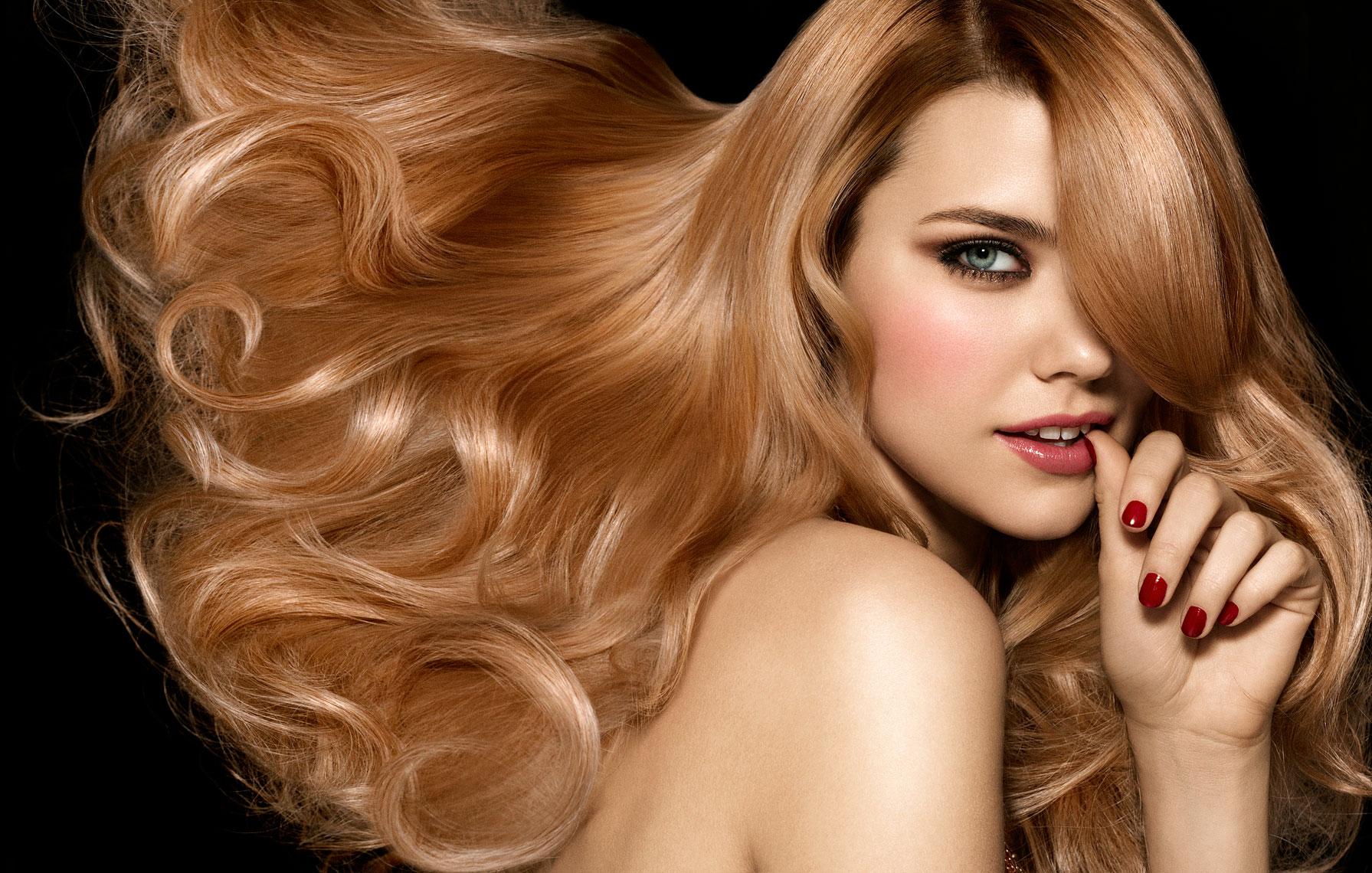 Супер длинные волосы 17 фотография