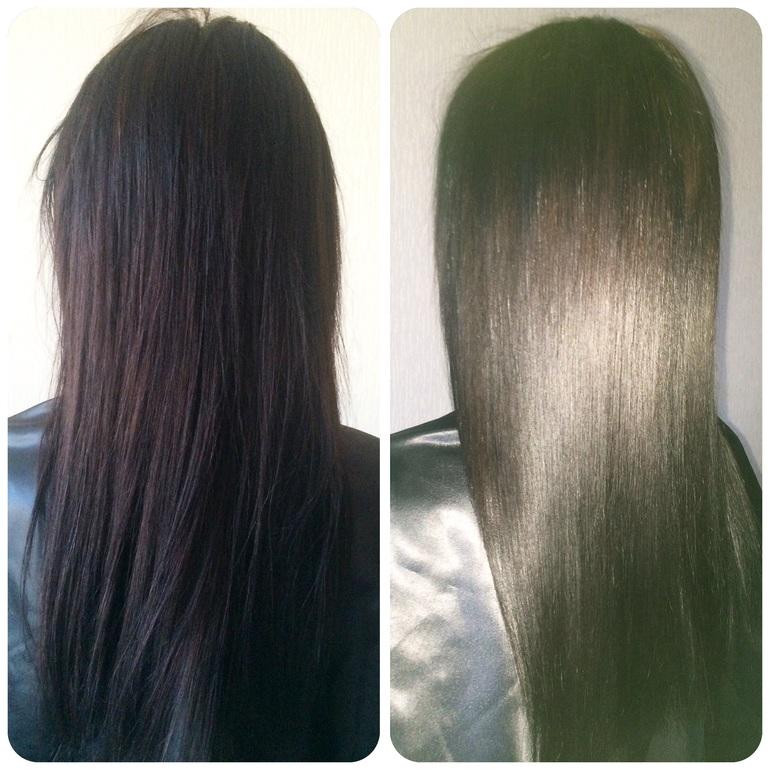 Ботокс для волос отзывы последствия